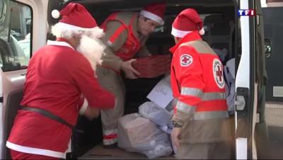 Noël : un restaurateur se démène pour offrir de quoi réveillonner à 70 familles dans le besoin