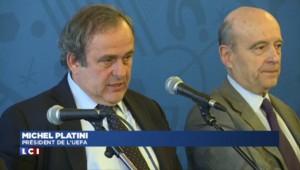 """Platini: """"Le PSG est programmé pour gagner la Ligue des champions"""""""