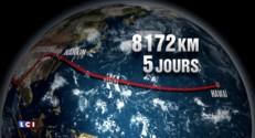 Solar Impulse : atterrissage obligé au Japon