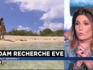 """Caroline Ithurbide : pourquoi elle a accepté de présenter """"Adam recherche Eve"""" sur D8"""