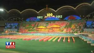 Corée du Nord : un défilé et des chorégraphies au millimètre
