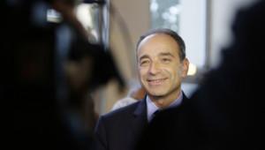 Jean-François Copé, à Draveil, le 13 juin 2012.