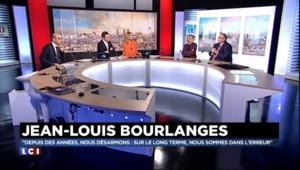 L'invité de l'éco : Jean-Louis Bourlanges