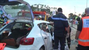 """Le 20 heures du 26 janvier 2015 : Morts sur les routes: un """"plan de lutte"""" pour enrayer la hausse - 699.9629999999999"""