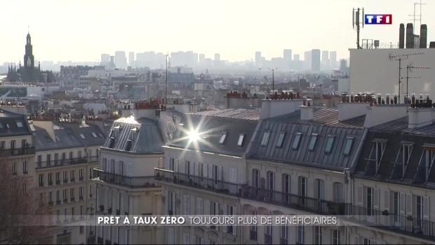 Succès du prêt à taux zéro : les Français plus nombreux à devenir propriétaire
