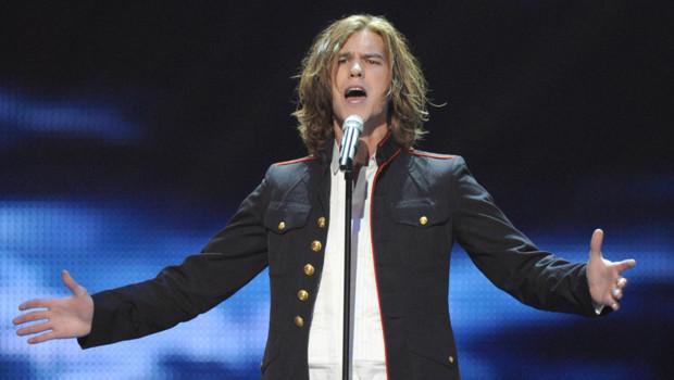 Amaury Vassili Sognu Eurovision 2011