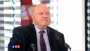 """André Santini : """"Hervé Morin, c'est l'inépuisable 1%"""""""