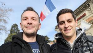 Bruno et Vincent seront les premiers à se marier à Montpellier le 29 mai