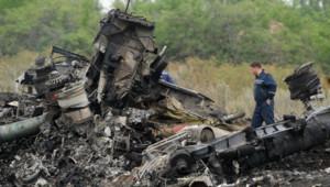 Crash d'un Boeing de la Malaysia Airlines en Ukraine.