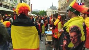 Euro 2016 : plus de 150 000 Belges sont attendus à Lille pour le match Pays de Galle-Belgique