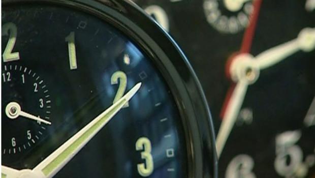 Horloge heure montre réveil