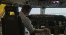 Le 13 heures du 27 mars 2015 : Deux personnes dans le cockpit : les lignes bougent dans les compagnies - 706.5010099182128