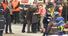 Le 20 heures du 30 mars 2015 : Crash de l'A320 : le travail de longue haleine des équipes psychologiques - 1020.624