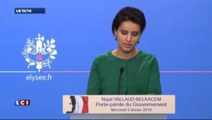 """Procureur général Falletti: """"La garde des Sceaux ne limoge pas les magistrats du parquet"""""""