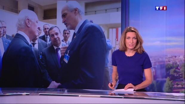 Syrie : l'opposition accepte de rejoindre les discussions à Genève