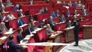 162 voix pour, 148 contre : la déchéance de nationalité adoptée à une courte majorité
