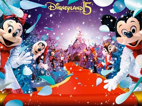 Jouez et gagnez 20 billets pour 2 personnes pour Disneyland