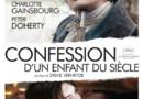 Affiche du film Confession d'une enfant du siècle