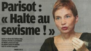 Interview de Laurence Parisot dans Le Parisien, 27 juin 2011