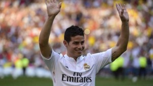 James Rodriguez - Real Madrid