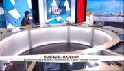 La chanteuse Maissiat fière d'être vue comme la nouvelle Françoise Hardy