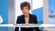 La foudre blesse 11 personnes à Paris : pourquoi la capitale n'était-elle pas en alerte orange ?