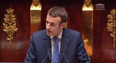 Le 20 heures du 26 janvier 2015 : La loi Macron plongée dans l'hémicycle - 853.84