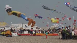 Le 20 heures du 7 septembre 2014 : Dieppe, capitale mondiale du cerf-volant - 1252.2900000000002