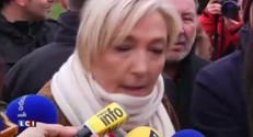 """Marine Le Pen : il faut """"une déchéance automatique de la nationalité dès qu'il y a une condamnation"""""""