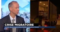 """Migrants : """"La pire crise de réfugiés depuis la Seconde Guerre mondiale"""""""