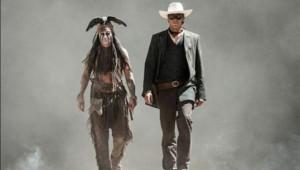 The Lone Ranger de Gore Verbinski