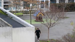 Un enseignant a été attaqué dans une école d'Aubervilliers par un homme se réclamant de l'Etat Islamique le 14 décembre 2015