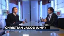 "Christian Jacob : ""Où est Christiane Taubira"""