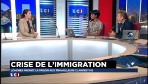"""Crise des migrants : pour Amnesty International, """"c'est le produit de la politique européenne"""""""