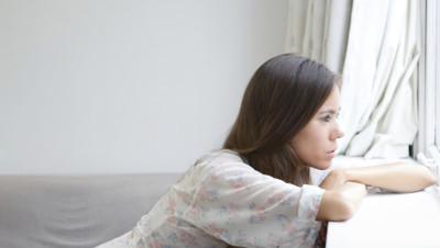 femme deprime pensive fatigue depression