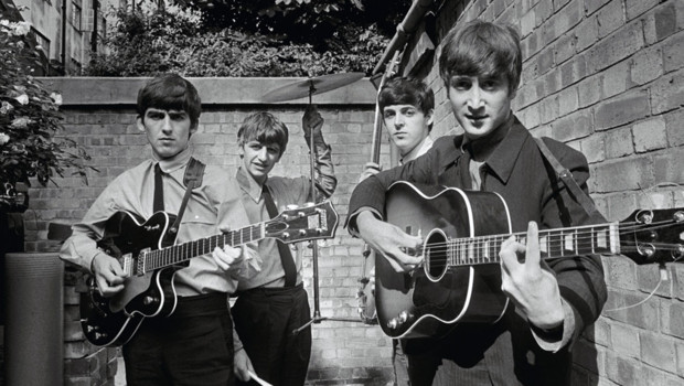 Les Beatles honores par les Grammy Awards...