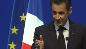 Nicolas Sarkozy FNSEA