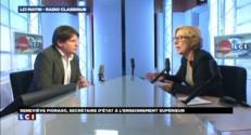"""Parlementaires visés par le fisc: """"Il faut éviter de faire des amalgames"""" réagit Fioraso"""