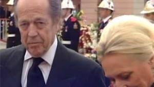 Rainier funérailles comte de Paris