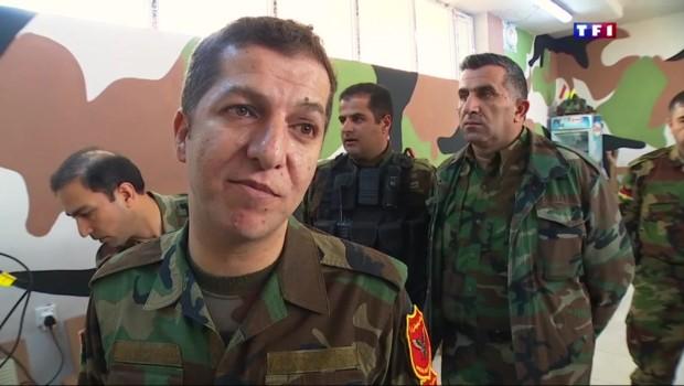 REPORTAGE en Irak : à la rencontre de Mansour Barzani, chef des forces spéciales kurdes