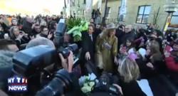 Camille Cerf : Miss France 2015 de retour chez elle à Coulogne