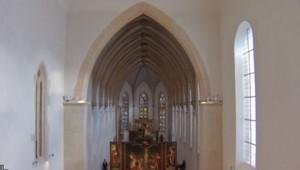 Colmar : le nouveau musée Unterlinden inauguré par Hollande (23/01)