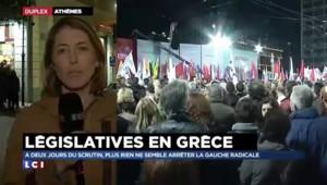 Grèce : plus rien ne semble pouvoir arrêter Syriza