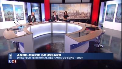 Hauts-de-Seine: 75.000 personnes privées d'électricité après une coupure ce mercredi
