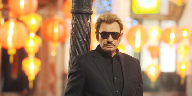 Johnny Hallyday La Malette Optic 2000