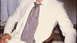L'acteur américain Tony Curtis