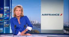 Le 13 heures du 20 septembre 2014 : Air France : la gr� continue - 476.888