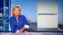 Le 13 heures du 20 septembre 2014 : Air France : la gr� continue - 476.888
