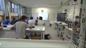 Le 20 heures du 28 août 2015 : Dans un lycée de Gironde, c'est déjà l'effervescence - 1435