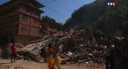 Le 20 heures du 3 mai 2015 : Séisme au Népal : les zones dévastées inspectées pour reconstruire plus solide - 999.874